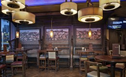 MJ Architecture and Design. Burrard Landing Irish Pub. Mahony & Sons