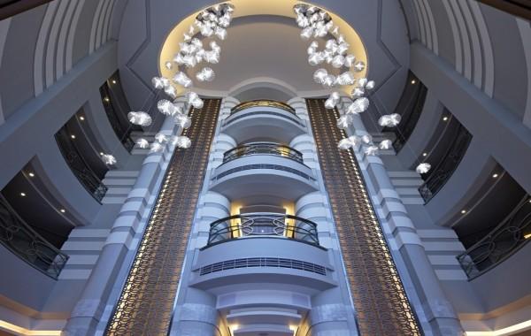 Sheraton Hotel, Mall of the Emirates