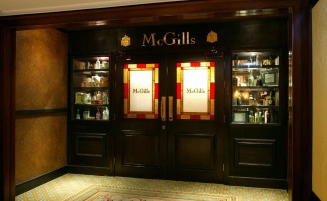 McGills Powersocurt Hotel
